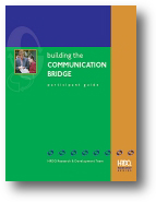 HRDQ Communication Skills Program - Building the Communication Bridge